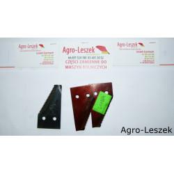 Nożyk końcowy Rasspe CLAAS Germany 611204