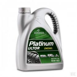 Olej     Platinum   diesel    CF-4     15w50