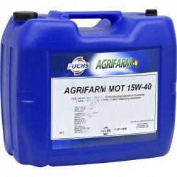 Olej FUCHS Agrifarm MOT 15W40, 20 l