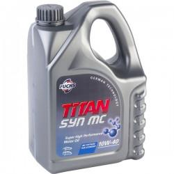 Olej titan syn 10w40 mc 4L