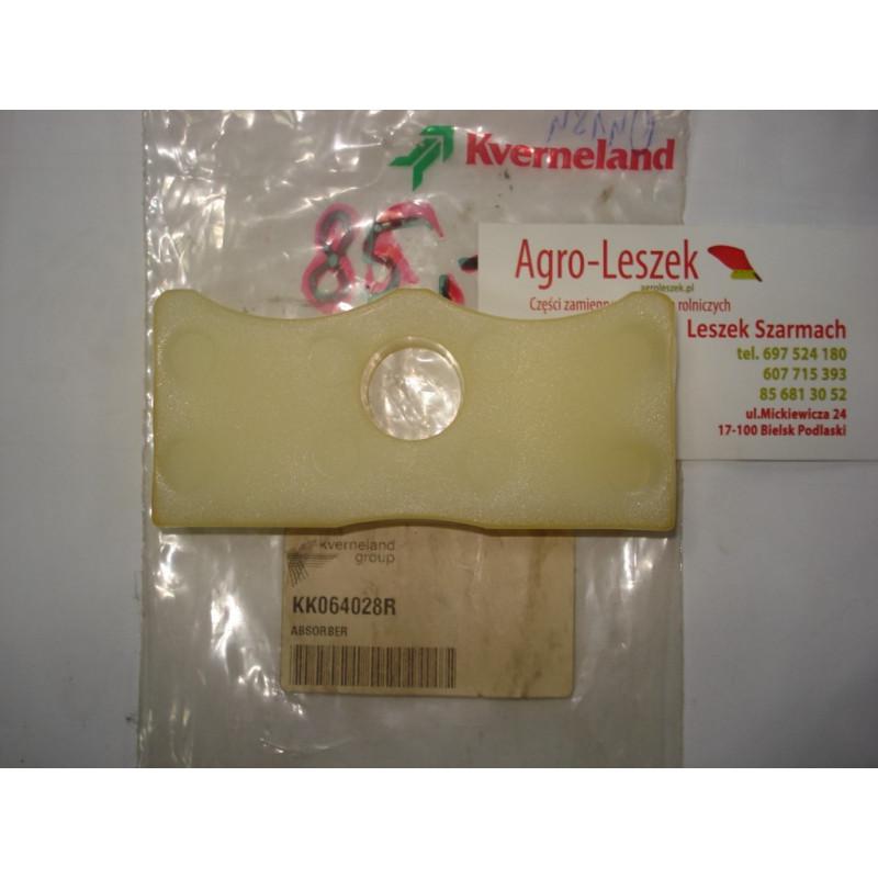 Amortyzator koła Kverneland KK064028R 064028R 064028