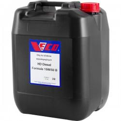 Olej silnikowy  Veco Agri formuła  15w50     20L