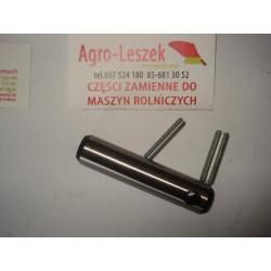 Kv  amortyzator  gum. koła podporowego pługa    KK064087