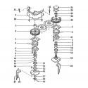 Pierścień uszczelniający GAMMA Rabe MKE 84090014