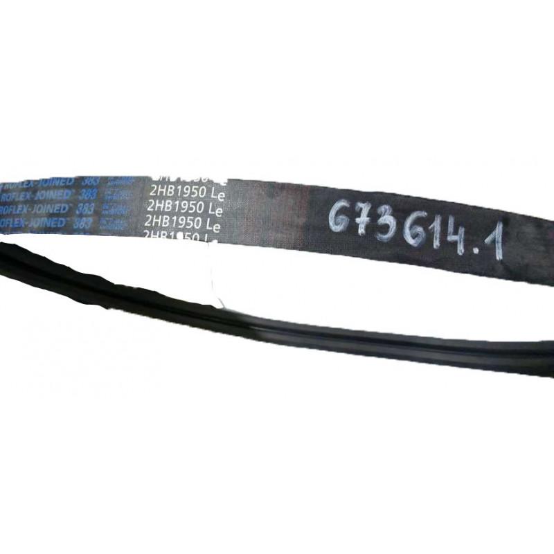 Pas klinowy  rouflex 87339998