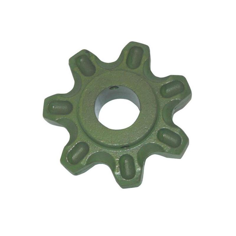 Zębatka elewatora Claas Z7-fi-30 sferoidalna  503027g