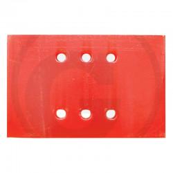Płyta / piętka płozy 415163 prawa lewa pasuje do BRIX