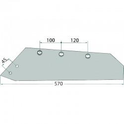 Gassner lemiesz  MS 1150  L